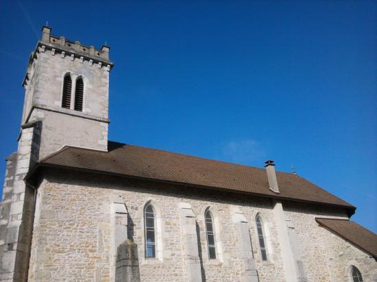 Eglise de Premeyzel