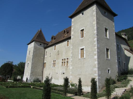 Château à Jongieux (73)