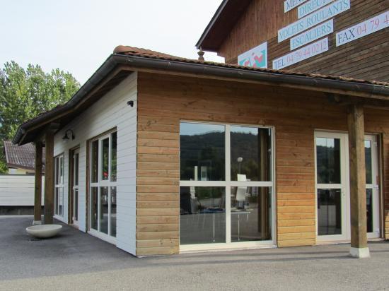Les bureaux de l'entreprise