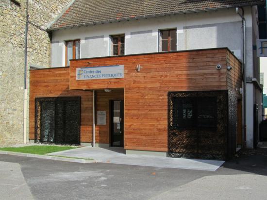 Centre des finances publiques à Pont de Beauvoisin (38)