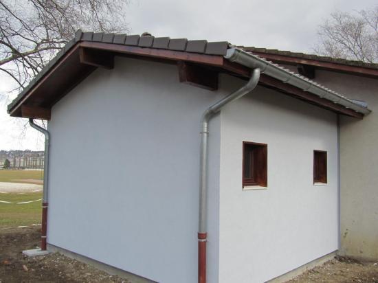 Extension local ASA à Aix-les-Bains (73)