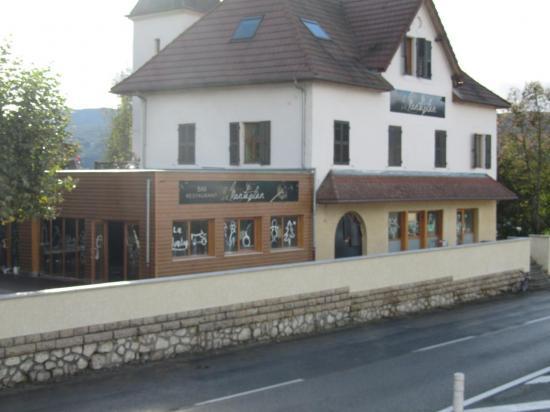 Restaurant Le Montaplan à Yenne (73)