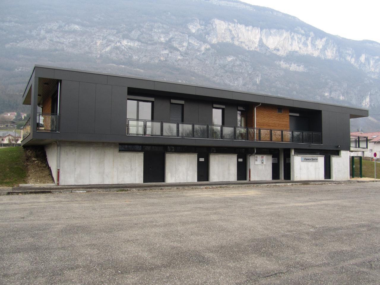 Maison associative à Chindrieux (73)
