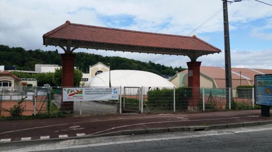 Porche Tennis Club d'Aix-les-Bains