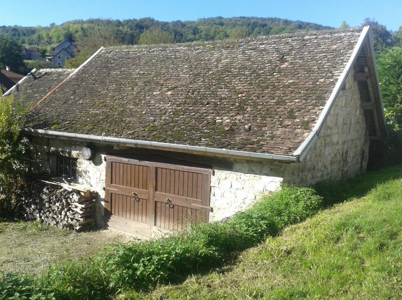 Surélévation d'une maison à Massignieu-de-Rives